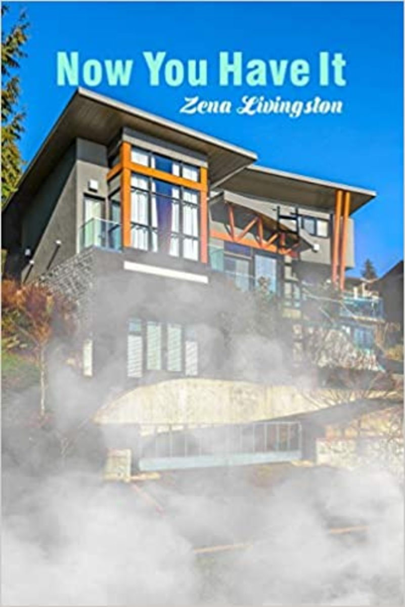 """Interview: Author Zena Livingston Proves the Writing Process Is Different for Everyone and There is No Real """"Right"""" Way"""
