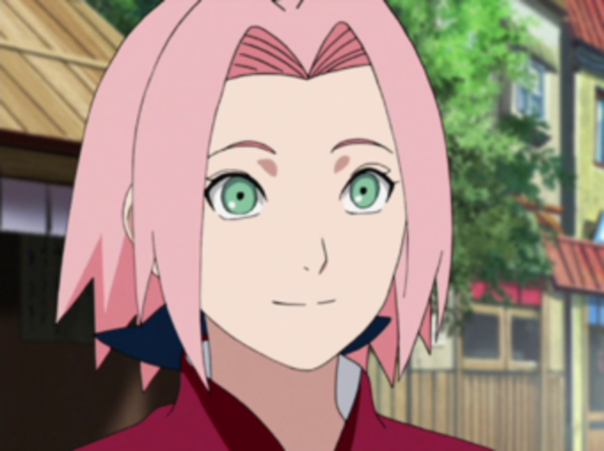 Sakura Haruno: Why Does She Get So Much Hate?