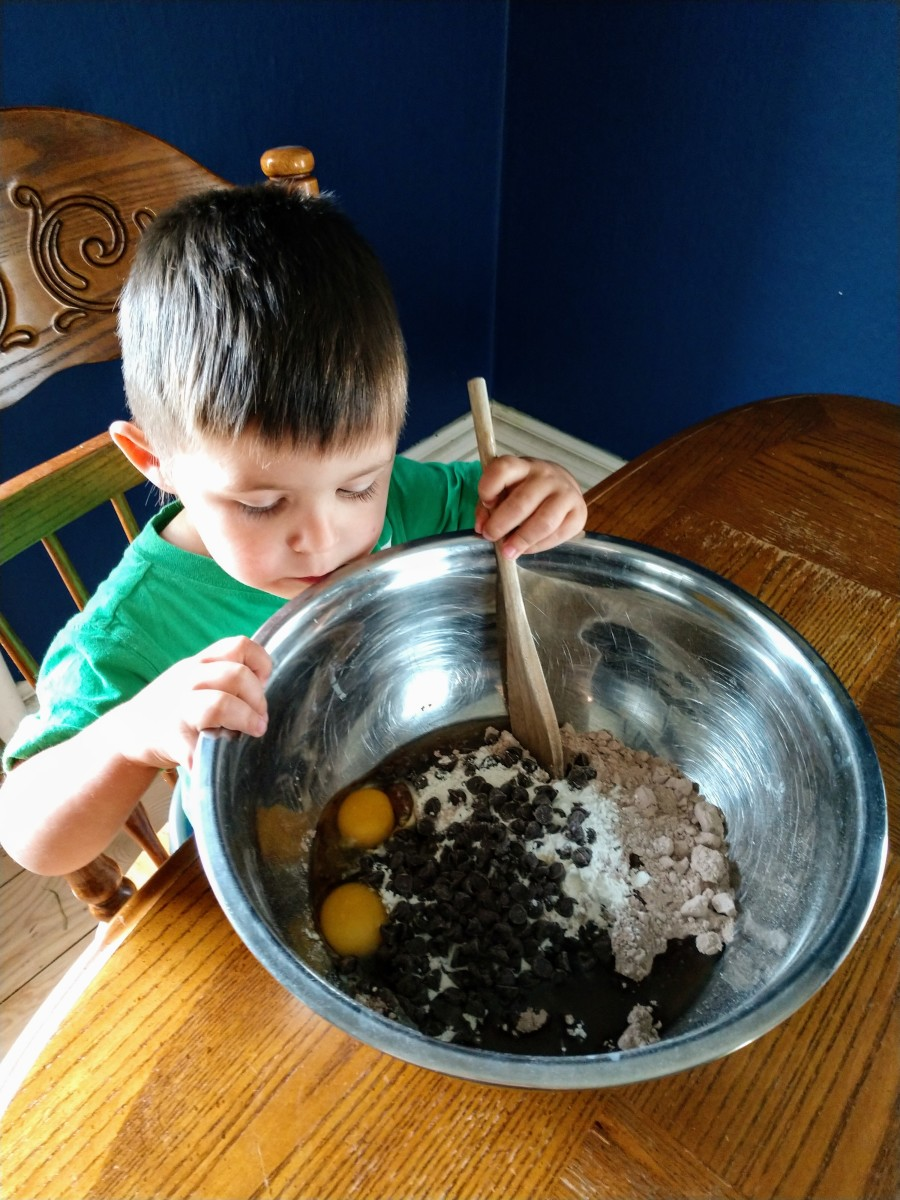 Why I Cook With My Children