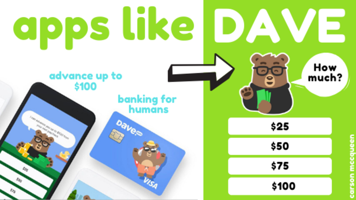"8 Apps Like ""Dave"" – The Best Cash Advance Apps"
