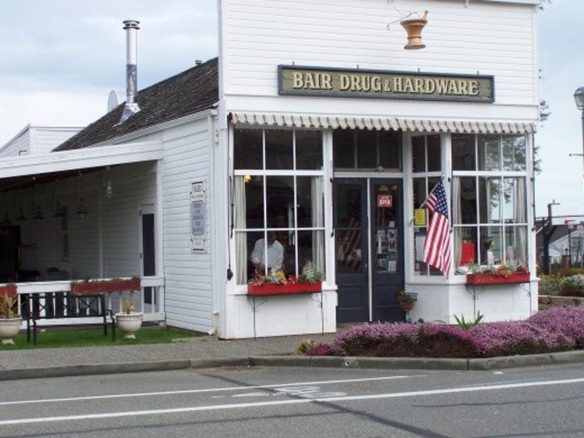 Bair's Drug And Hardware Store