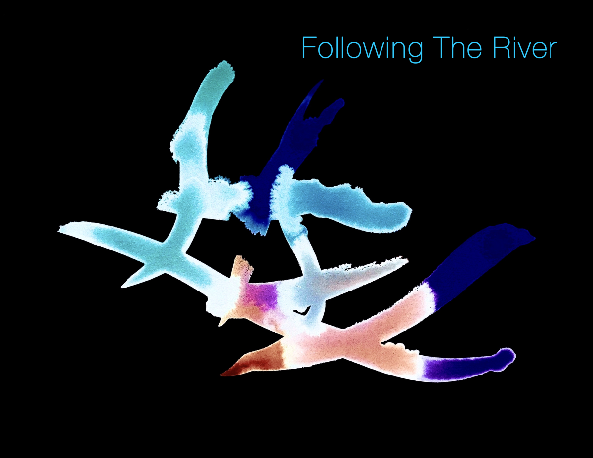 """Artwork for """"Following the River,"""" by Monkey Mynd"""