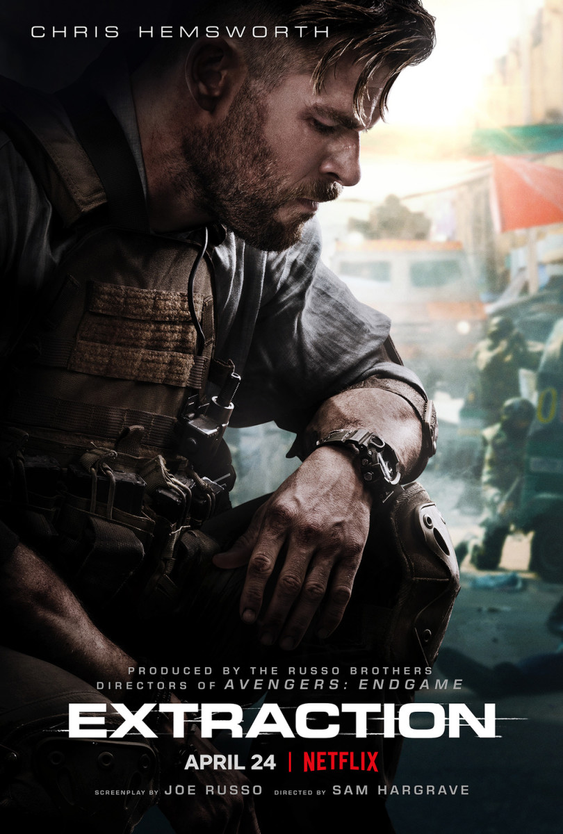 """Movie Review: """"Extraction"""""""