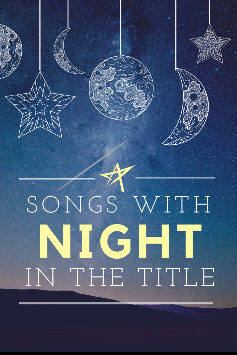 100 best songs with night in the title