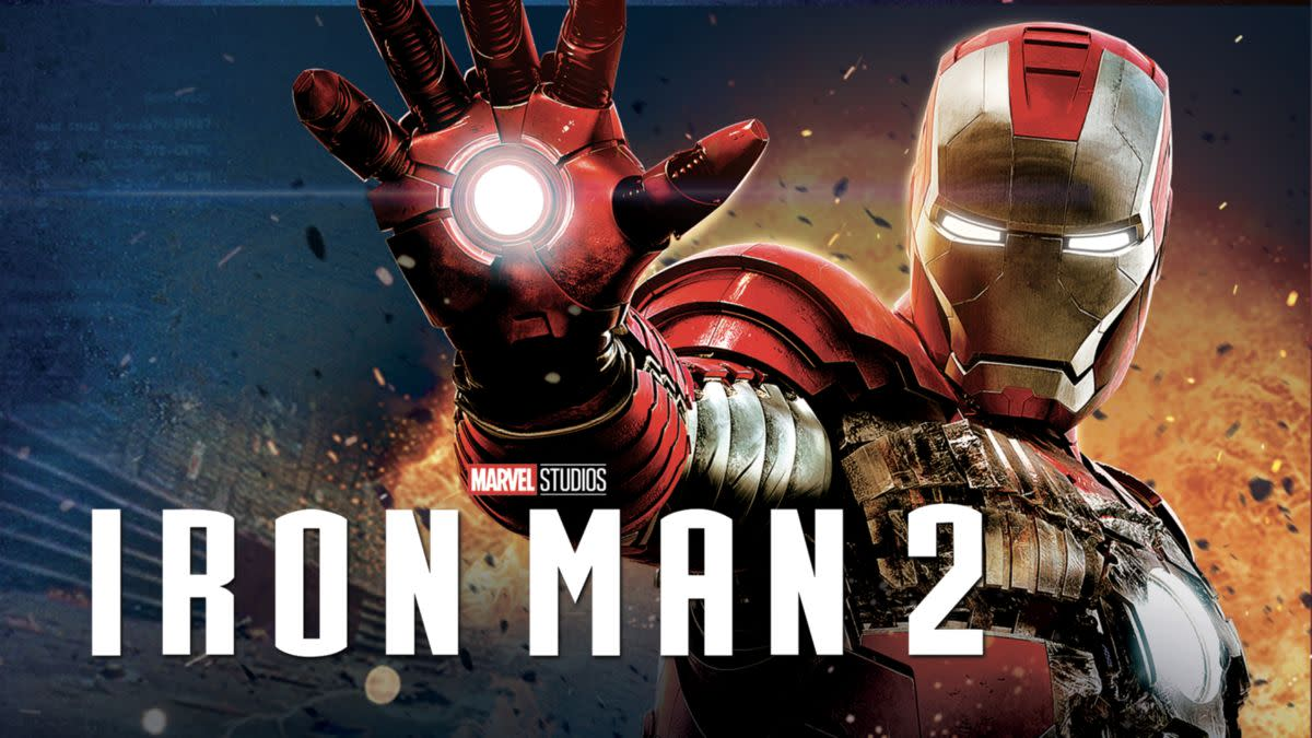 'Iron Man 2' - Infinity Saga Chronological Reviews