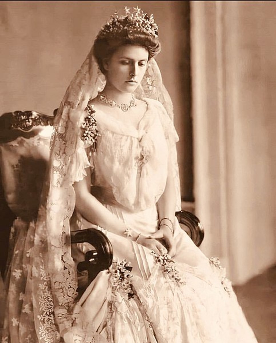 Princess Alice of Battenburg.