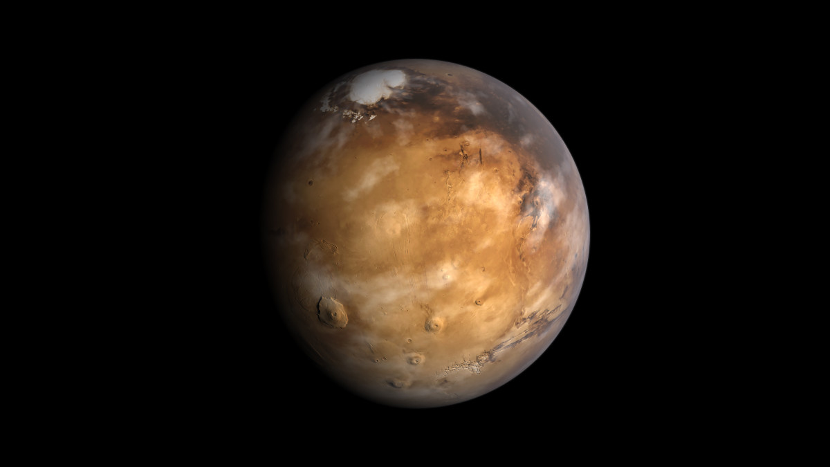 When Will Man Go to Mars?