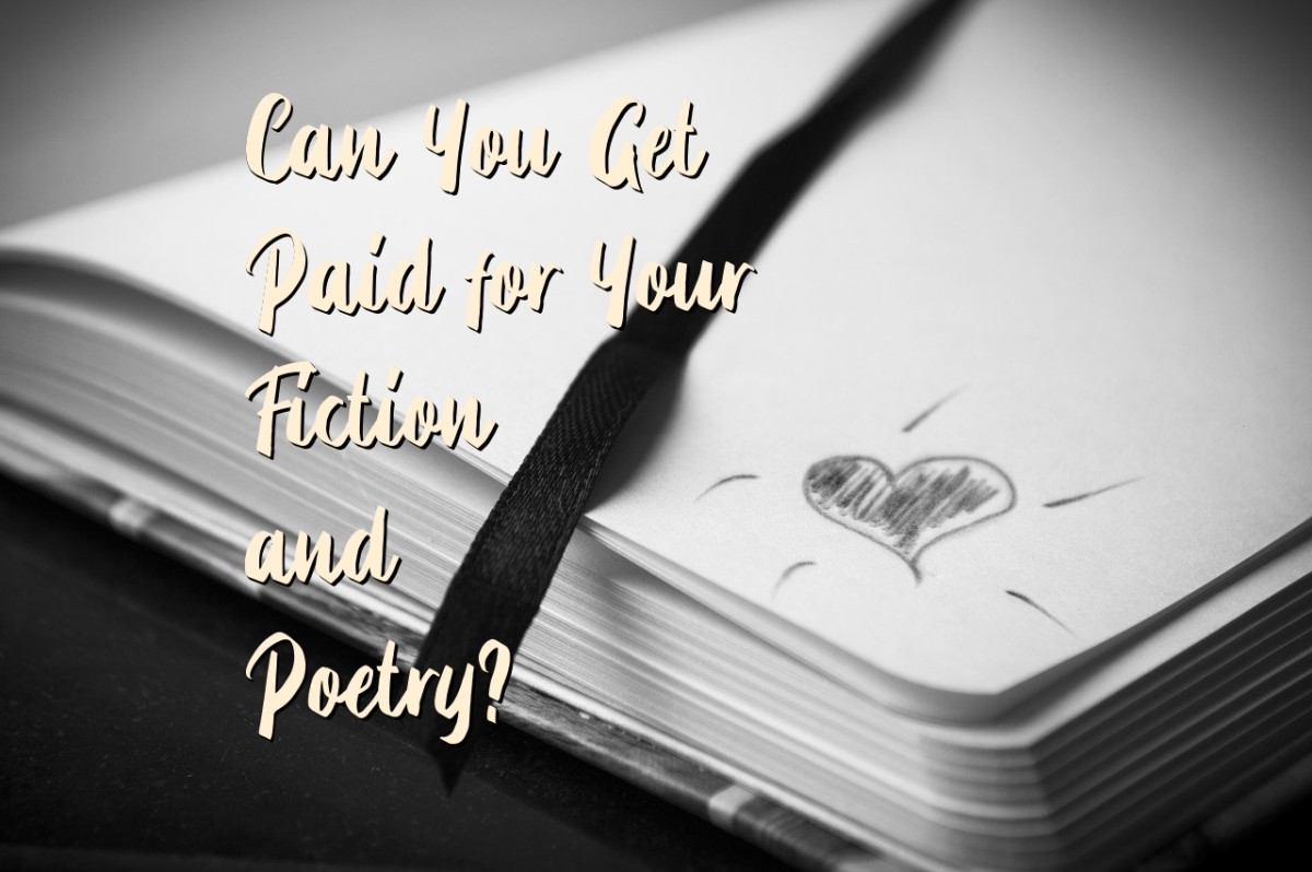 Make Money Online with HubPages: Can You Make Money Writing Fiction and Poetry?