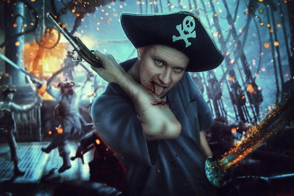 Pirate Shanties: Hear My Call Boy-Ohs