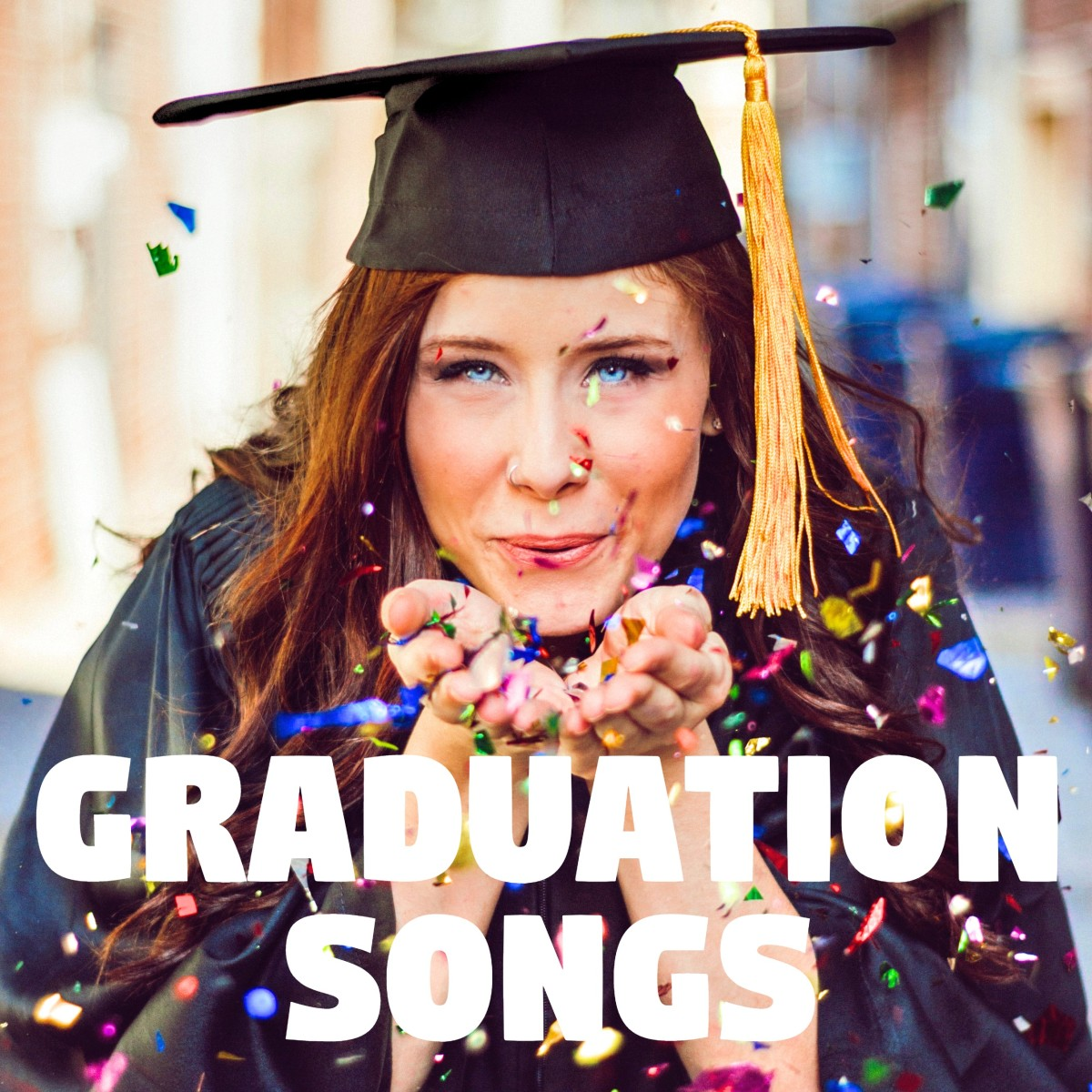 Graduate, you've worked hard for that diploma, so celebrate commencement with a graduation playlist of pop, rock, and country songs that honor your achievements, your friendships, and the excitement of your future!