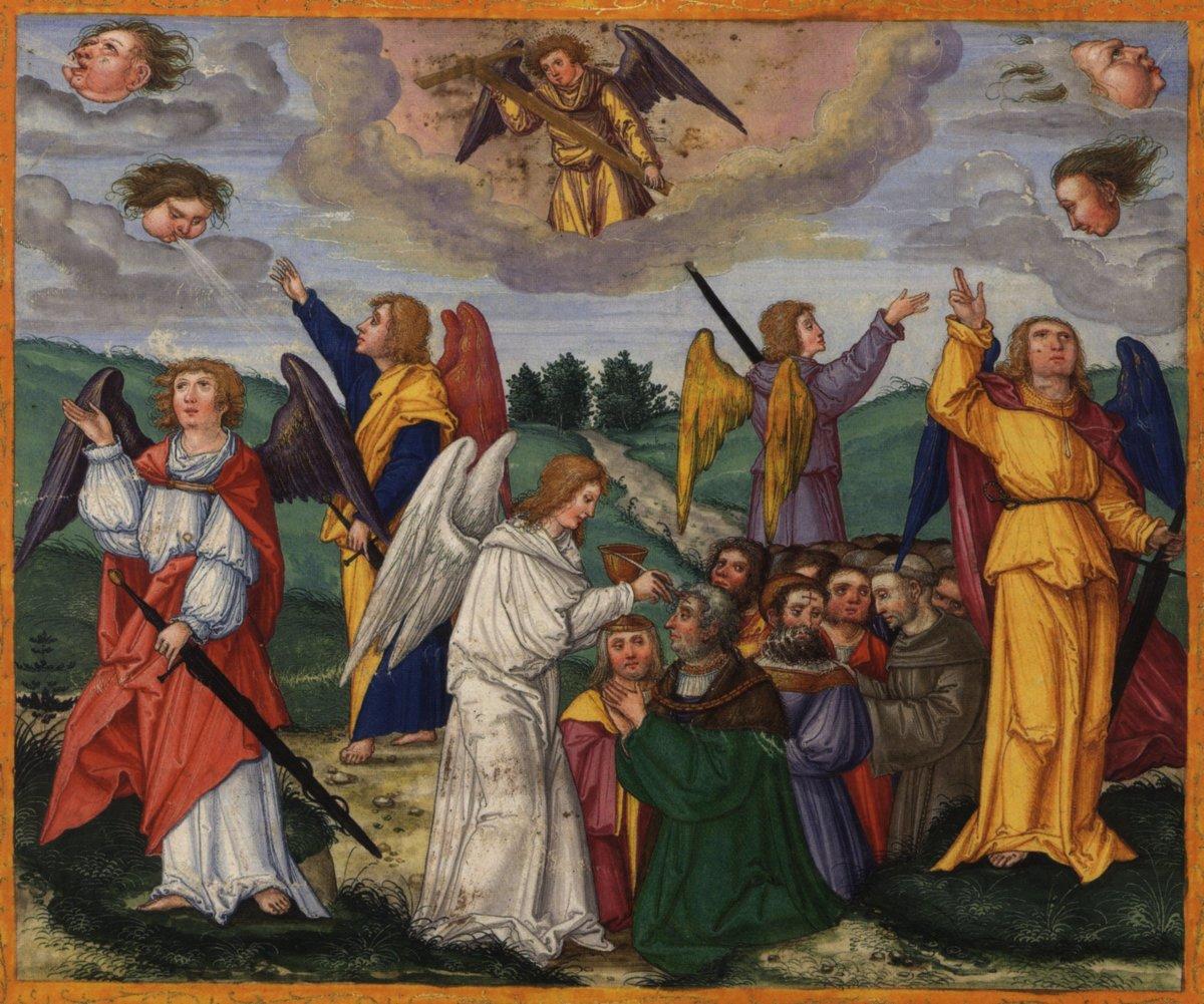 Revelation 7:9-17, The Multitude in White Robes