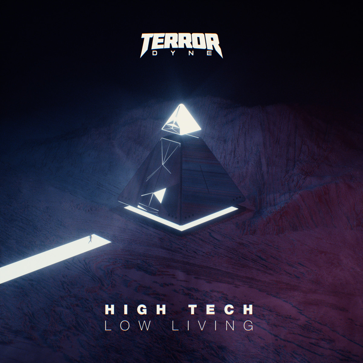 """Synth Album Review: """"High Tech Low Living"""" by Terrordyne"""