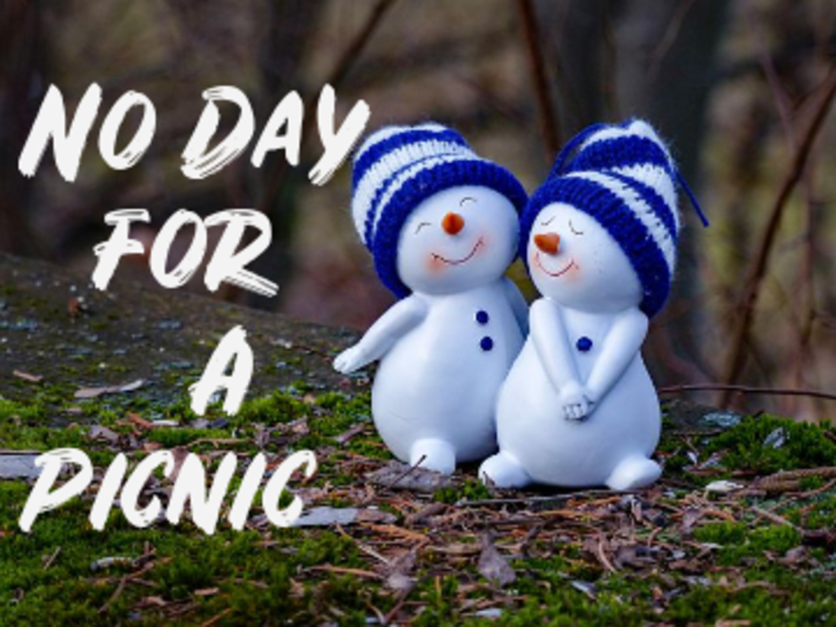 Poem: No Day for a Picnic