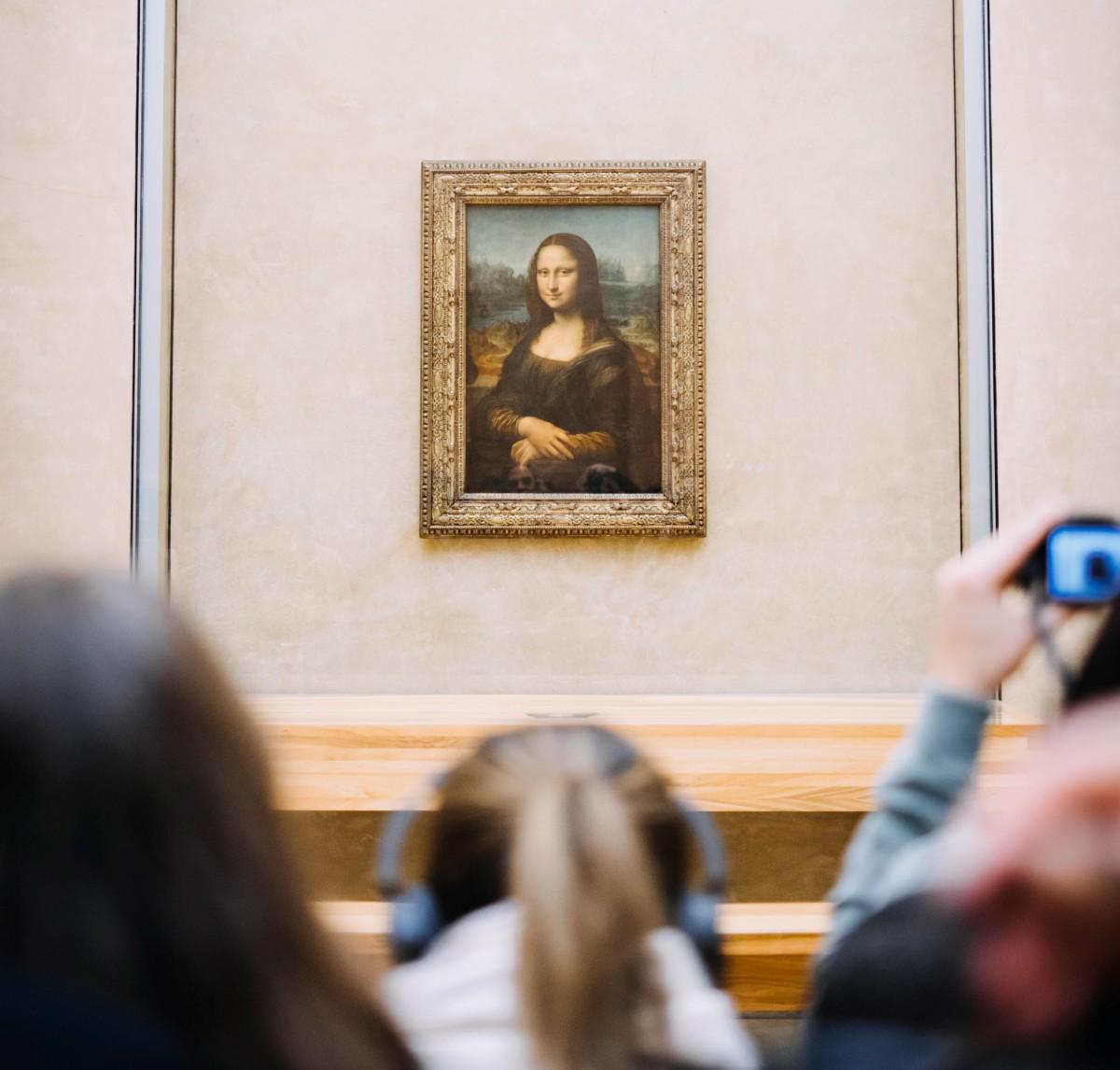 Leonardo's Muse