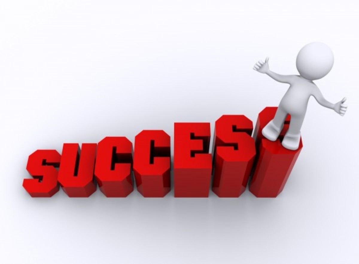 Flying Without Wings. How To Be Successful.