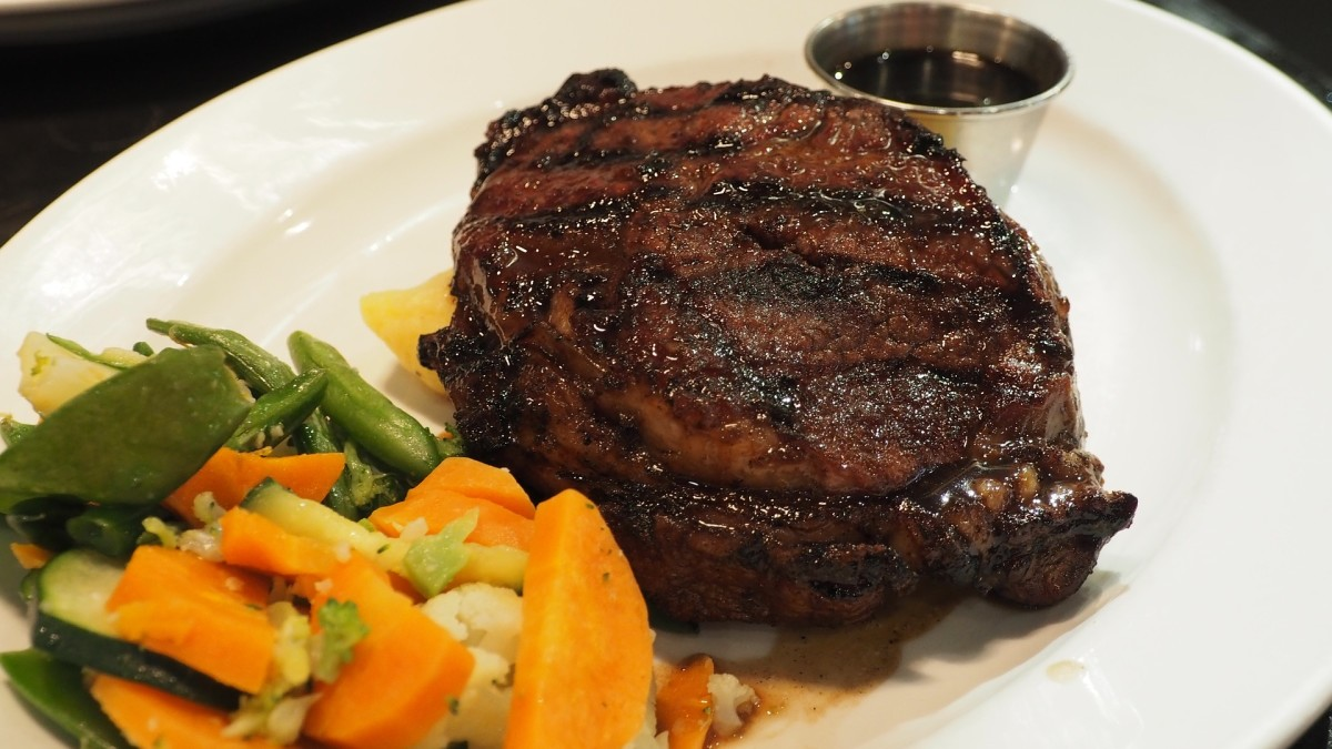 When Hunger's at Steak ~ or Nothing Beats Beef