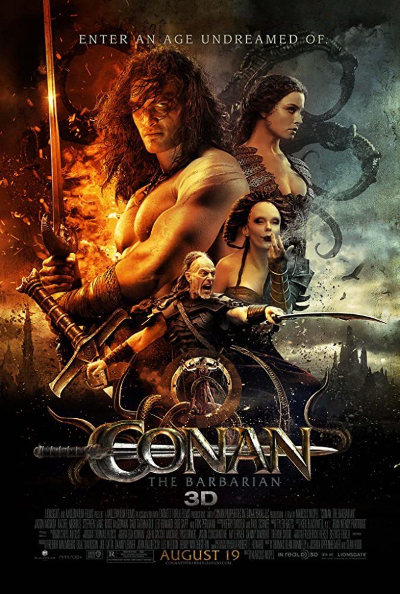 'Conan the Barbarian' (2011) A Barbaric Movie Review