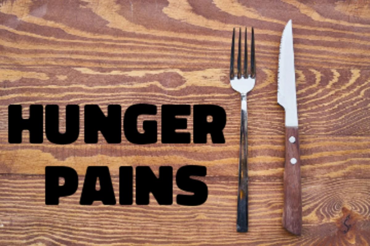 Poem: Hunger Pains