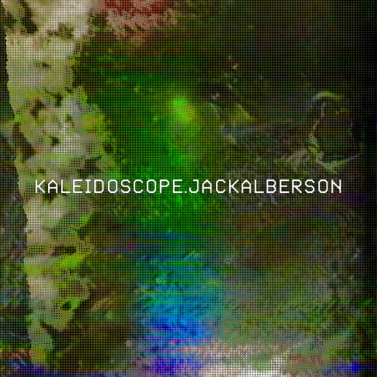 """Kaleidoscope"" album cover"