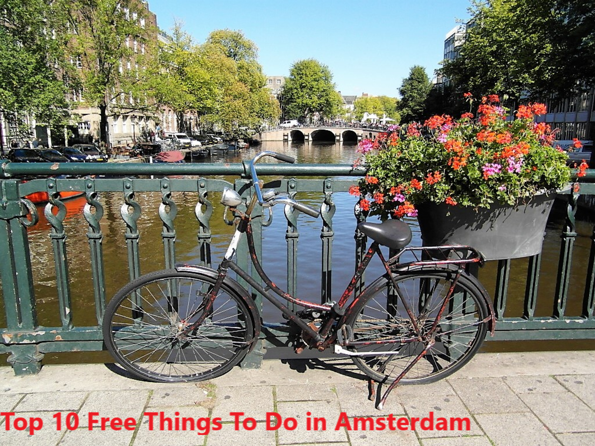 Top 10 Free Things To Do in Amsterdam