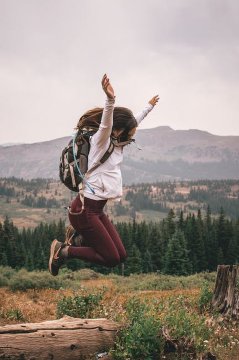Seek Happiness Inside Yourself