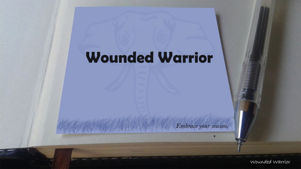 A Wounded Warrior: My CPA Testimony