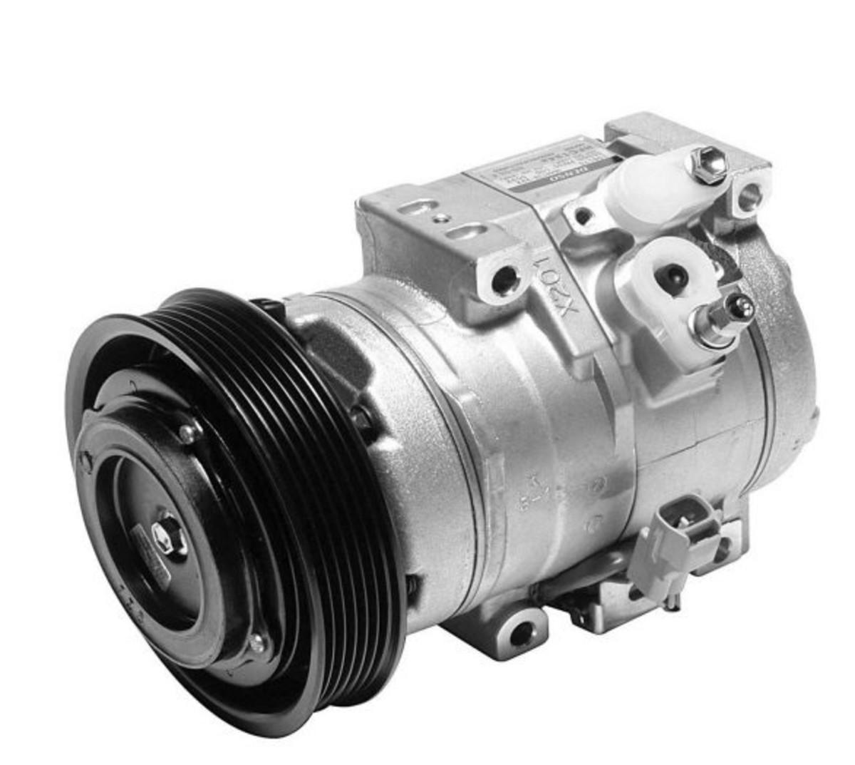 ES300 Denso A/C compressor