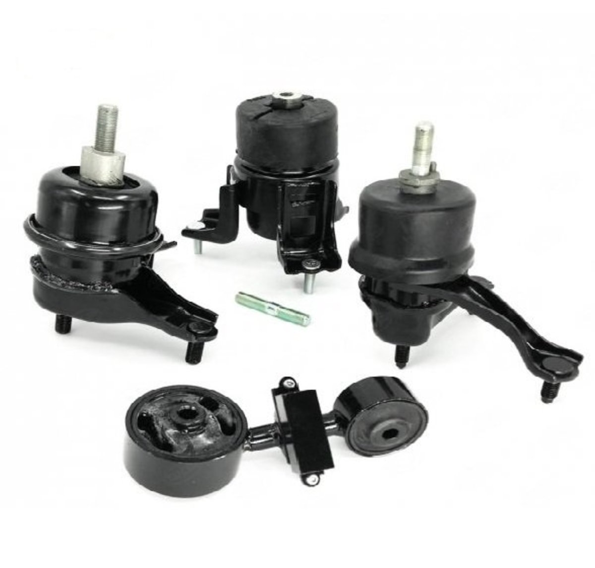 Replacement motor mounts for a 2002-2006 Toyota Camry