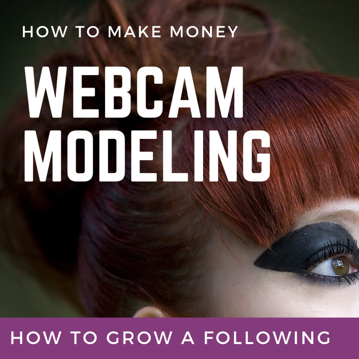 Learn how to develop your brand and make money webcam modeling the smart way.