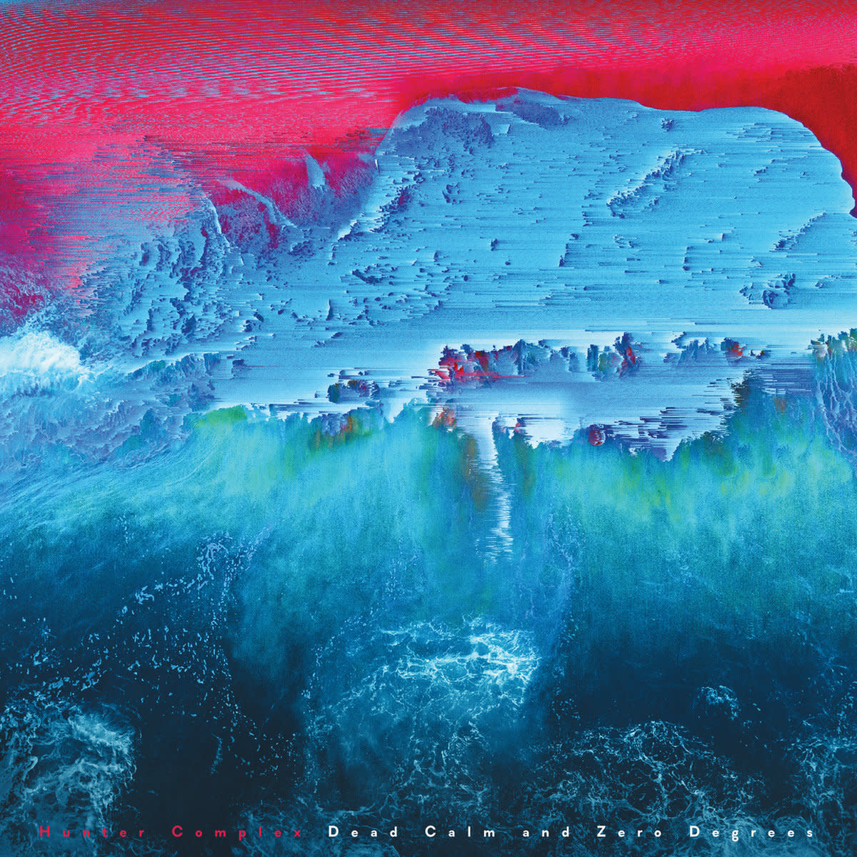 """Synth Album Review: """"Dead Calm and Zero Degrees"""" by Hunter Complex"""