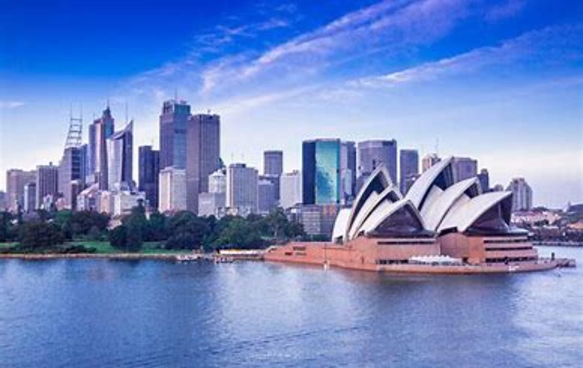 The Adventures of a Japanese Woman (Part 4): Sydney, Australia