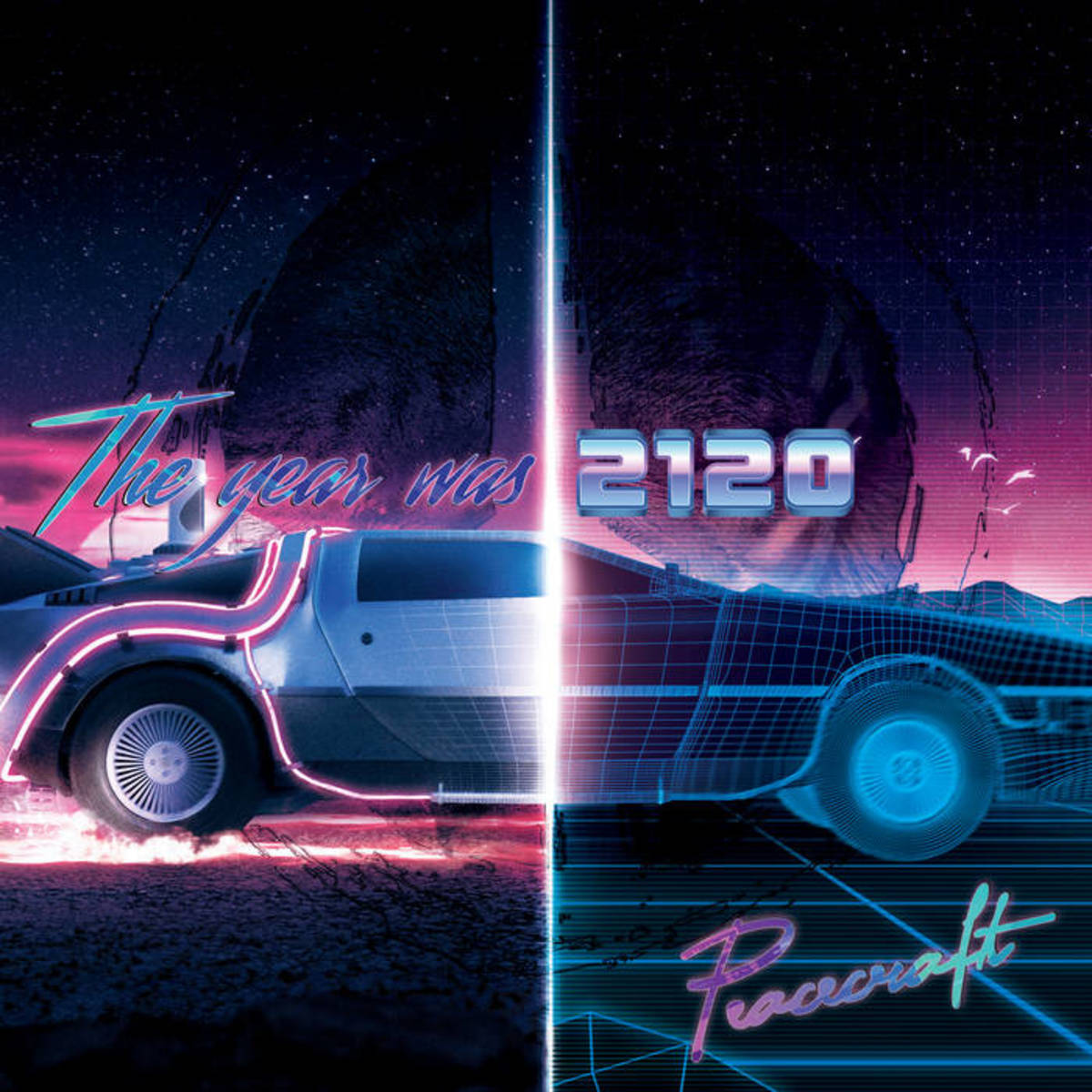 """Synthwave Album Review: """"The Year Was 2120"""" by Peacecraft"""