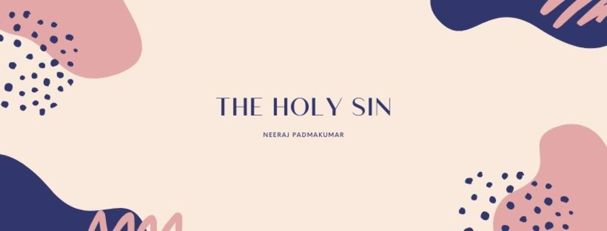 The Holy Sin