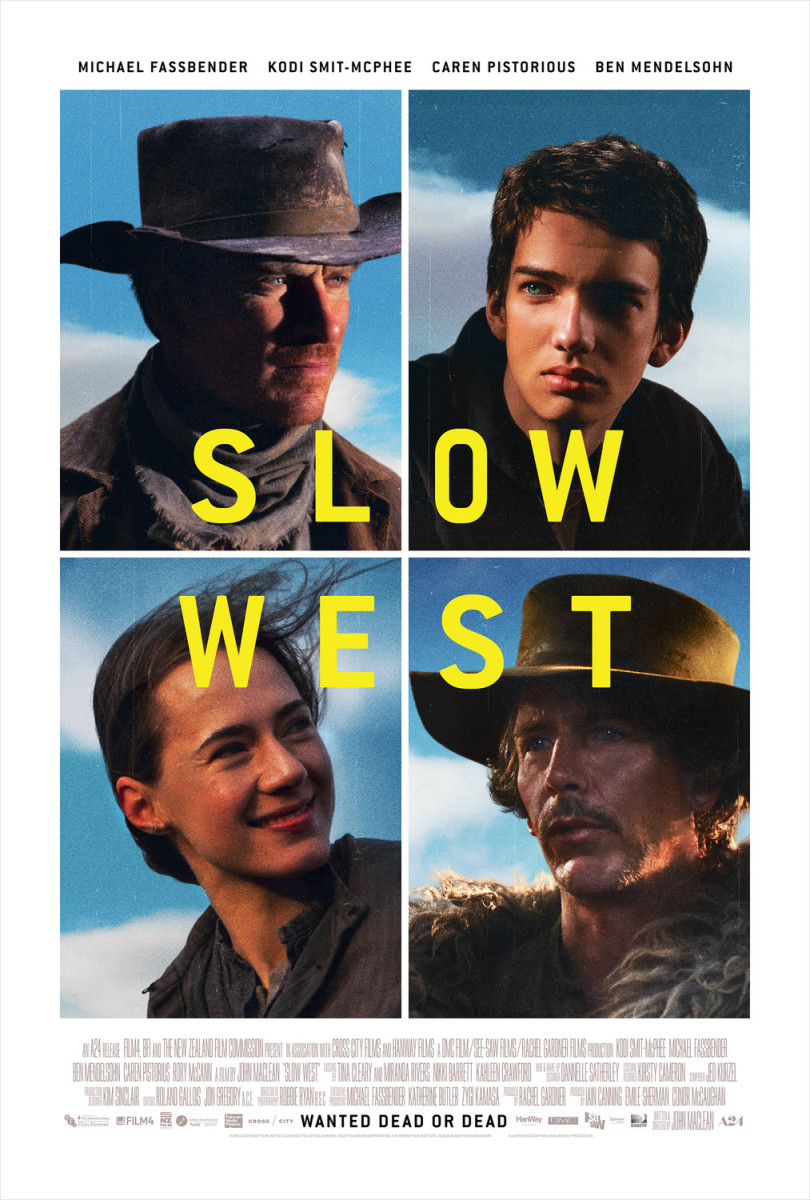 """Movie Review: """"Slow West"""""""
