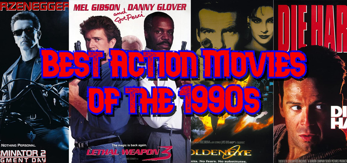 After skimming through, please let me know what your favorite '90s action flick is!