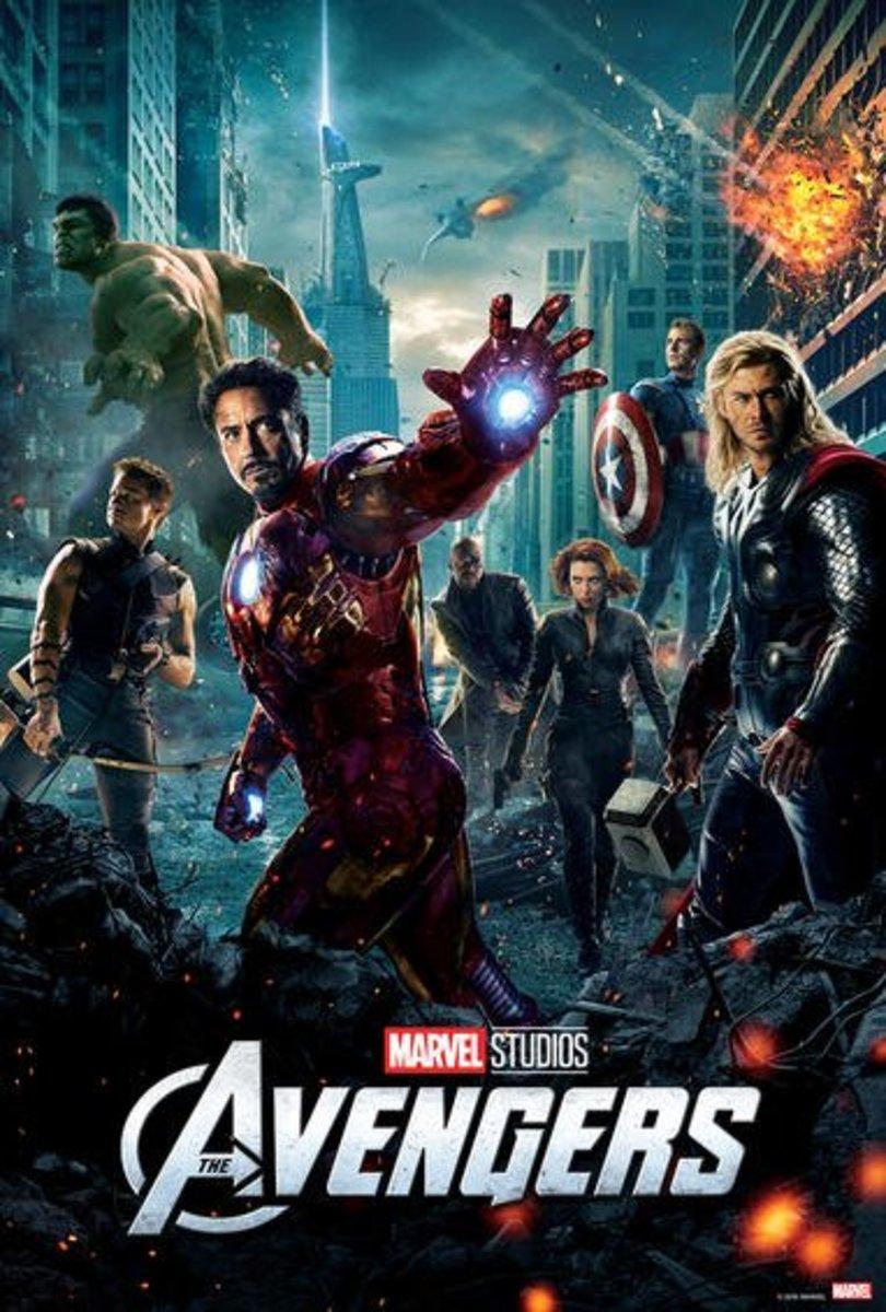 'The Avengers' - Infinity Saga Chronological Reviews