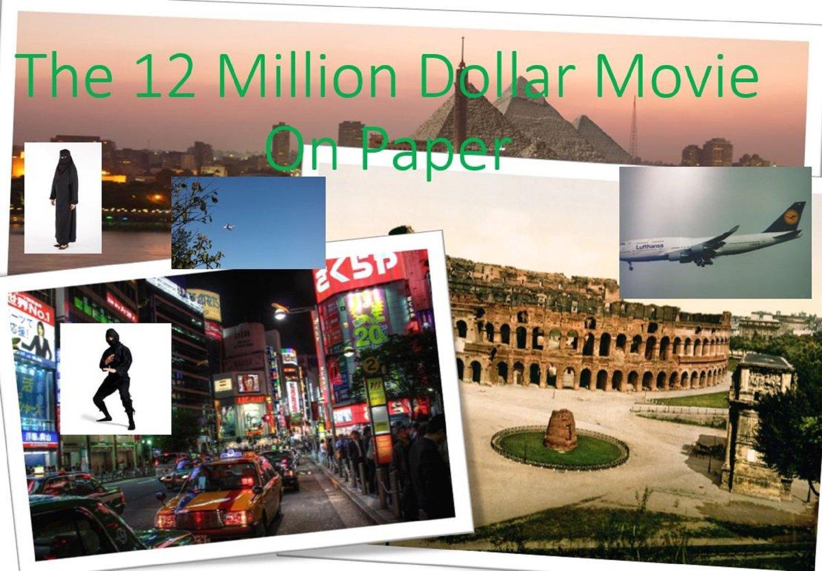 The 12 Million Dollar Movie on Paper