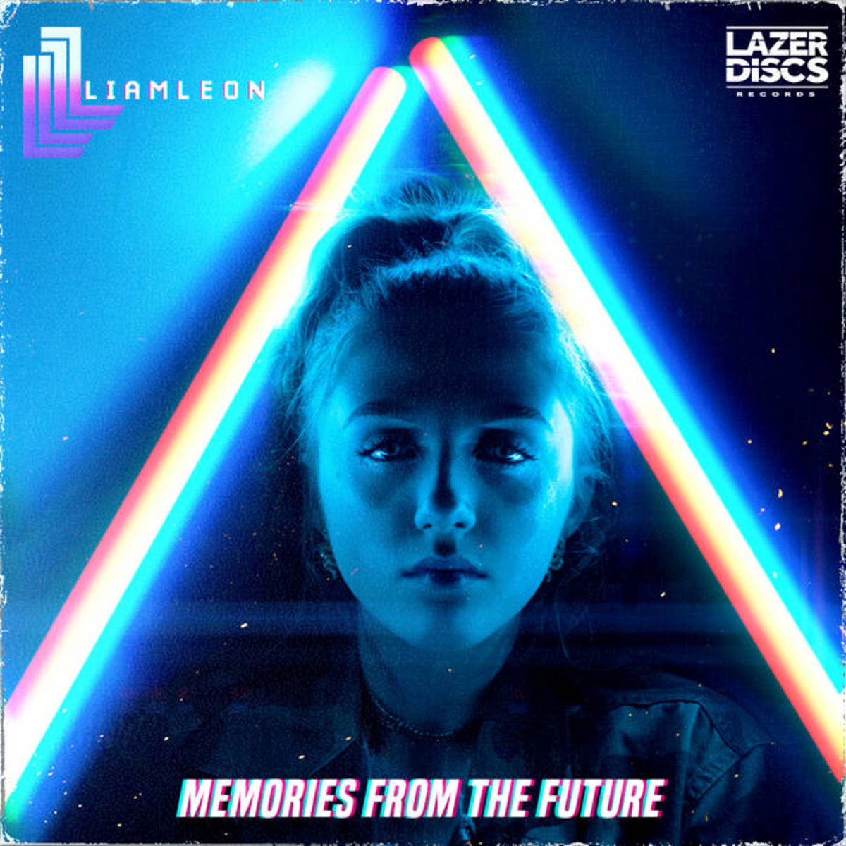 """Album artwork for """"Memories From the Future,"""" by Liam Leon"""