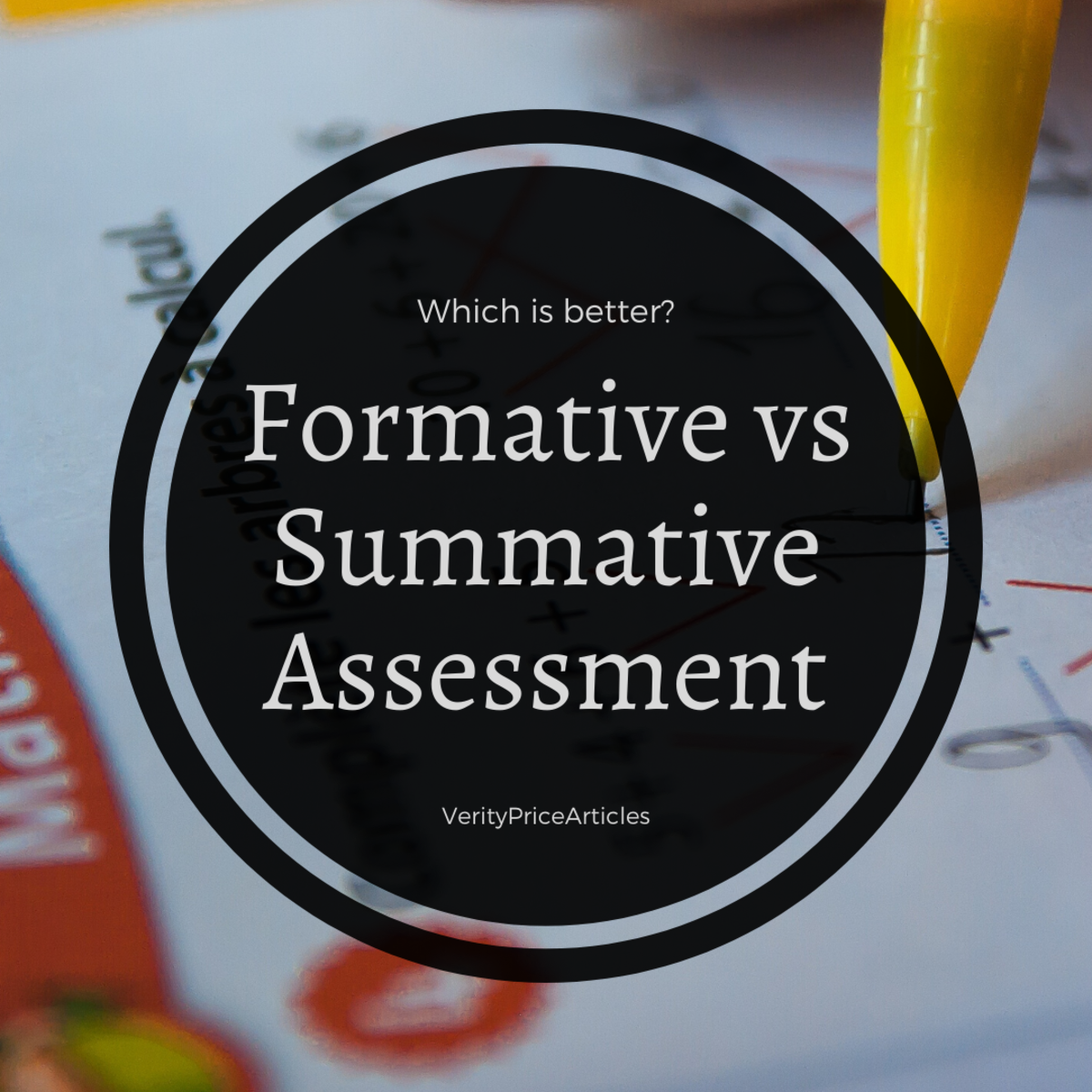 Formative vs Summative Assessment in the Classroom, an analysis