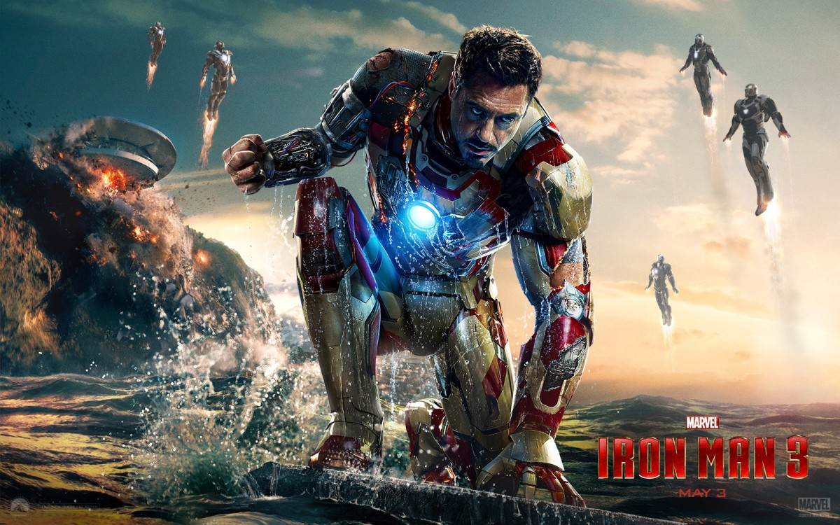 'Iron Man 3' - Infinity Saga Chronological Reviews