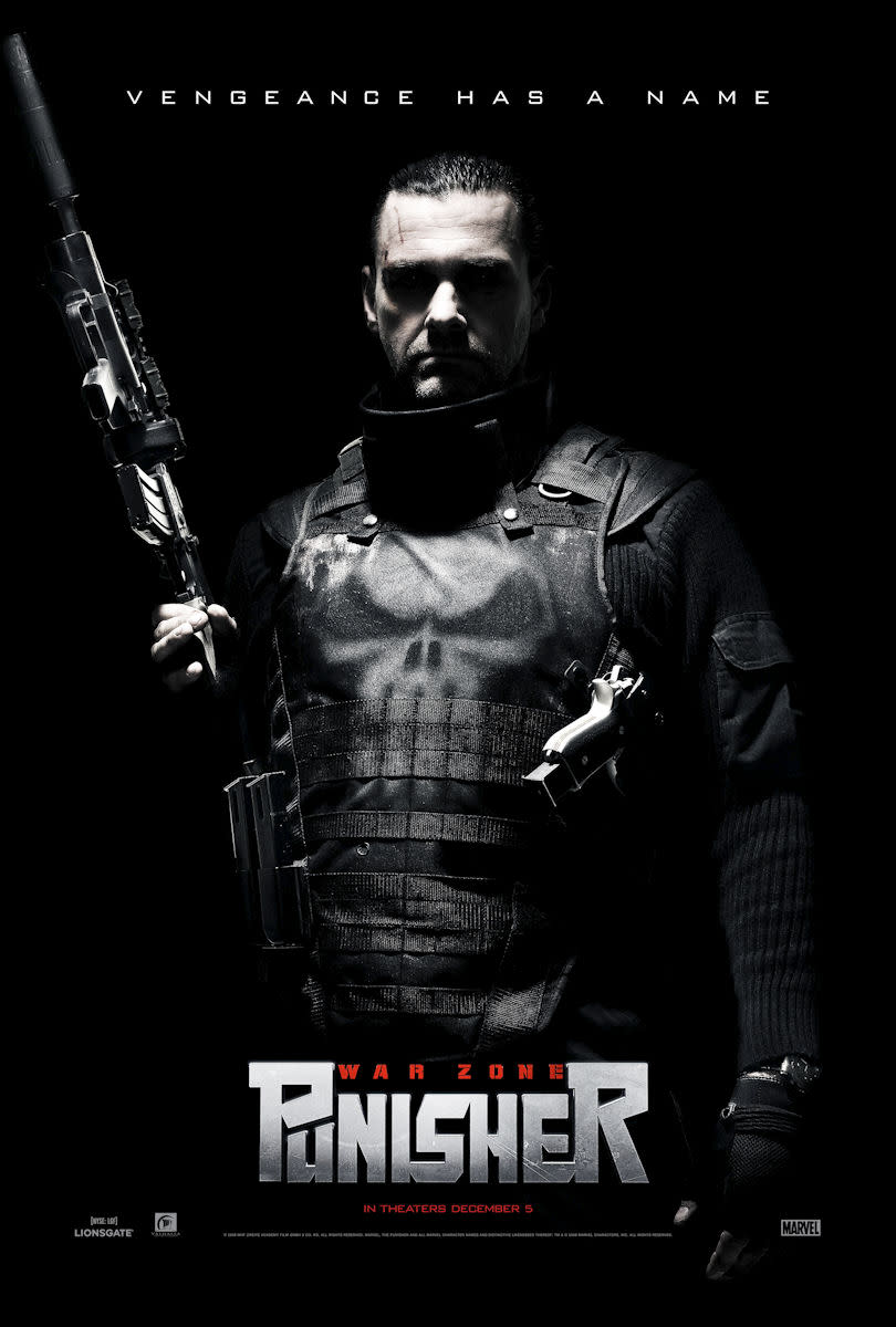 Should I Watch..? 'Punisher: War Zone'