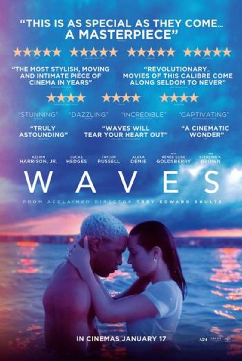 'Waves' (2019) - Film Review