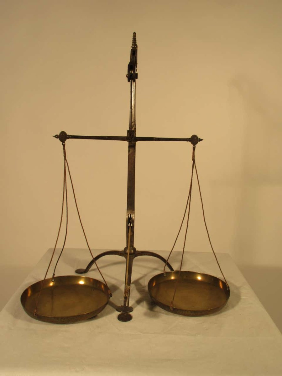 19th Century Scales