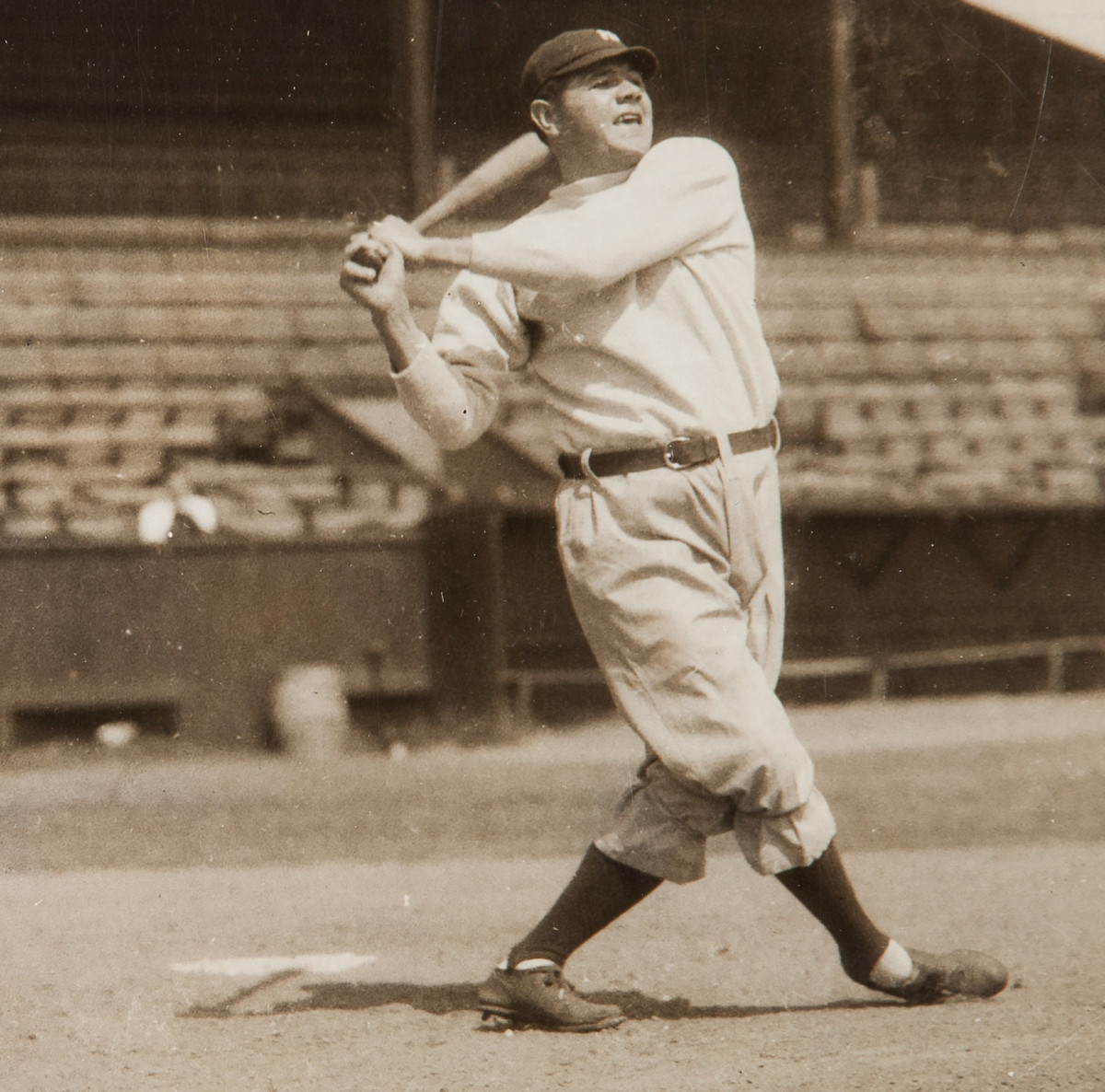 Babe Ruth, King of the Long Ball, Could Also Play Small Ball