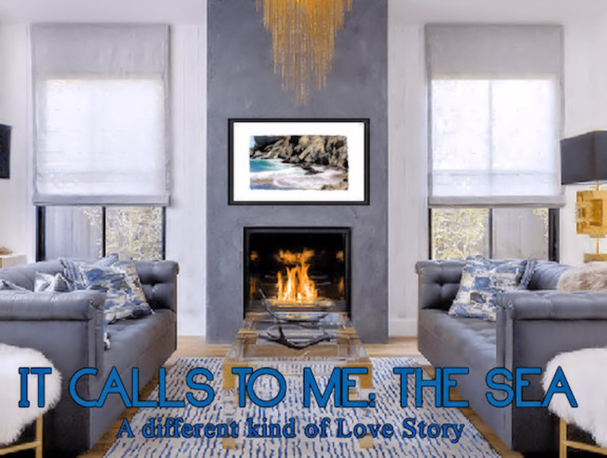 It Calls to Me: The Sea 12