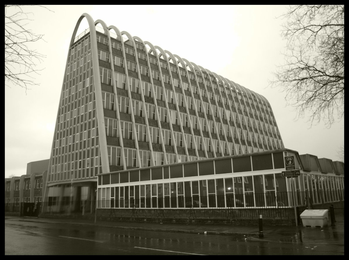Modernist Architecture in Manchester