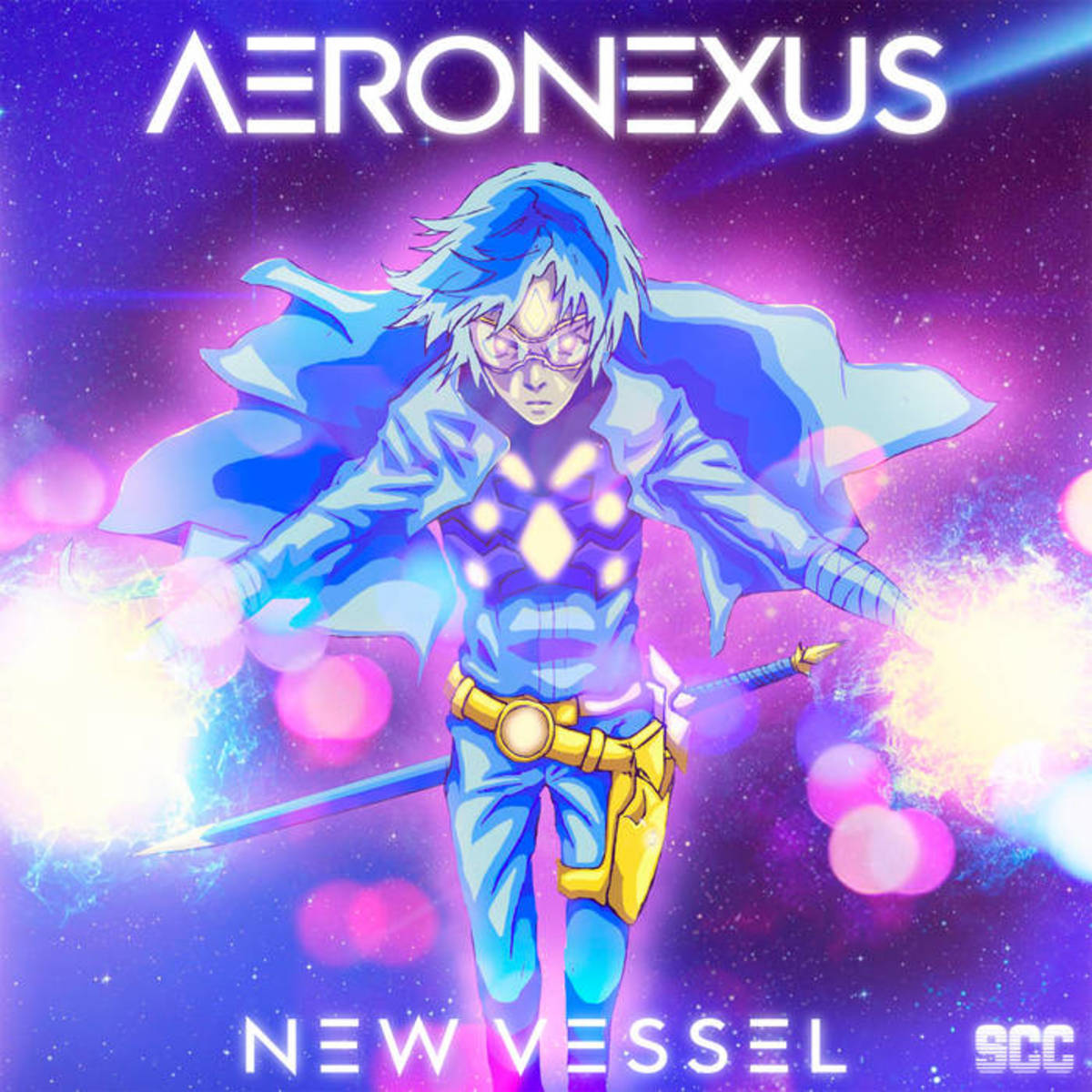 "Album artwork, ""The New Vessel"" by Aeronexus"