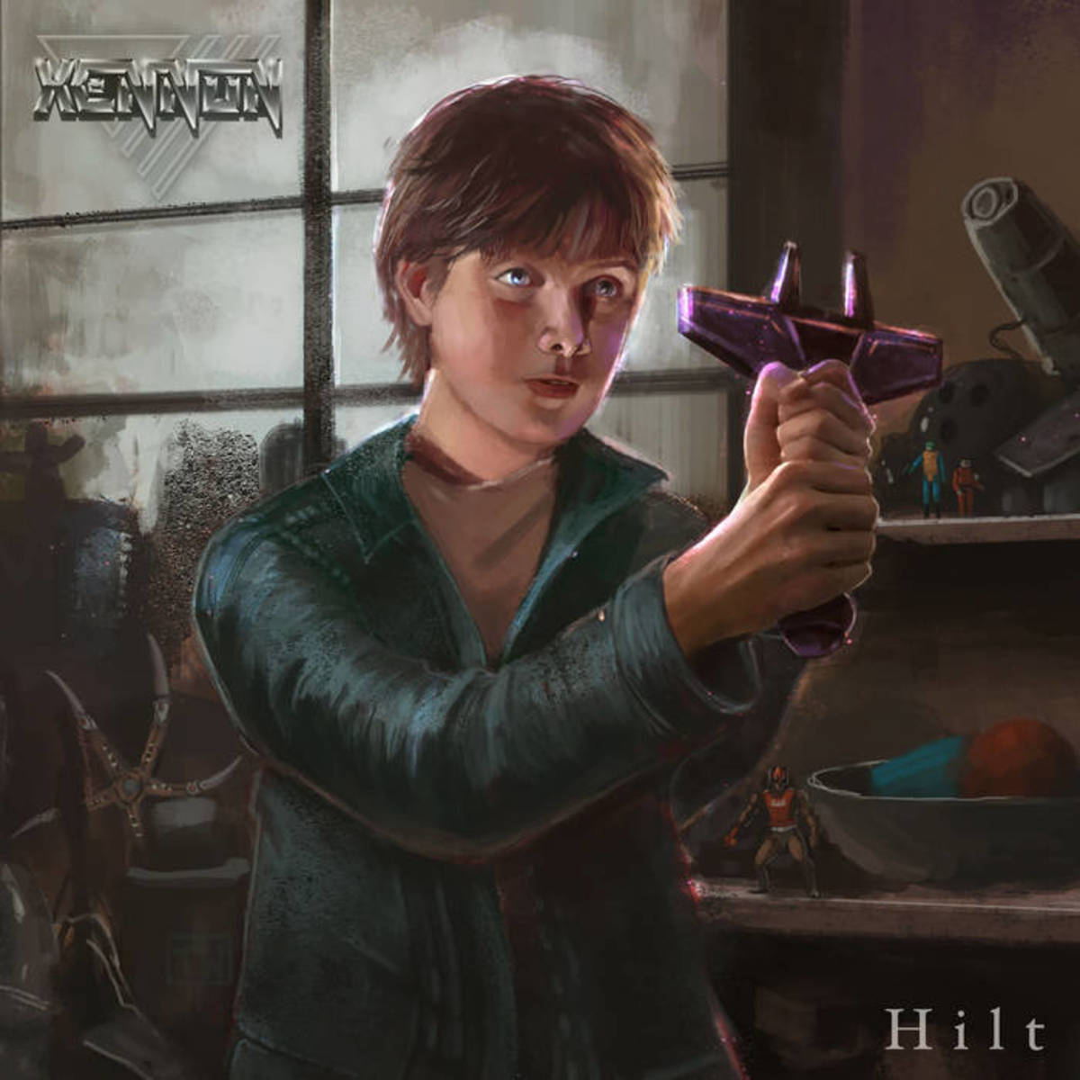 "Album art for ""Hilt"" by XENNON"