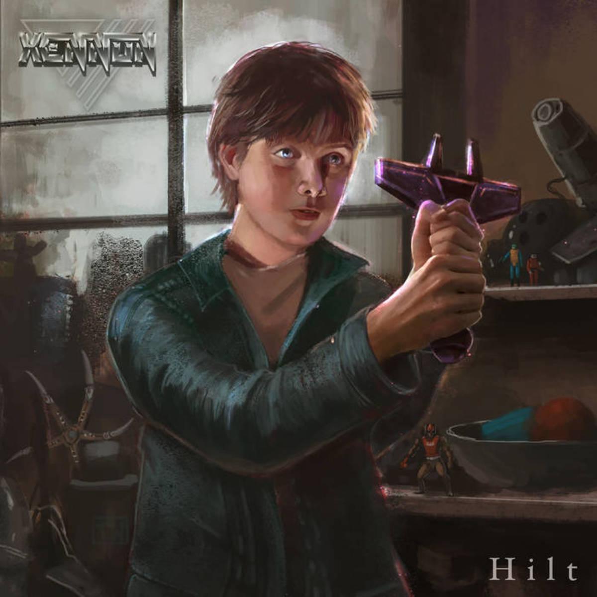 """Album art for """"Hilt"""" by XENNON"""