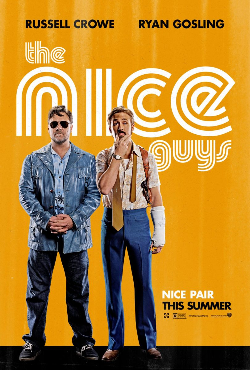 'The Nice Guys' (2016) - Film Review